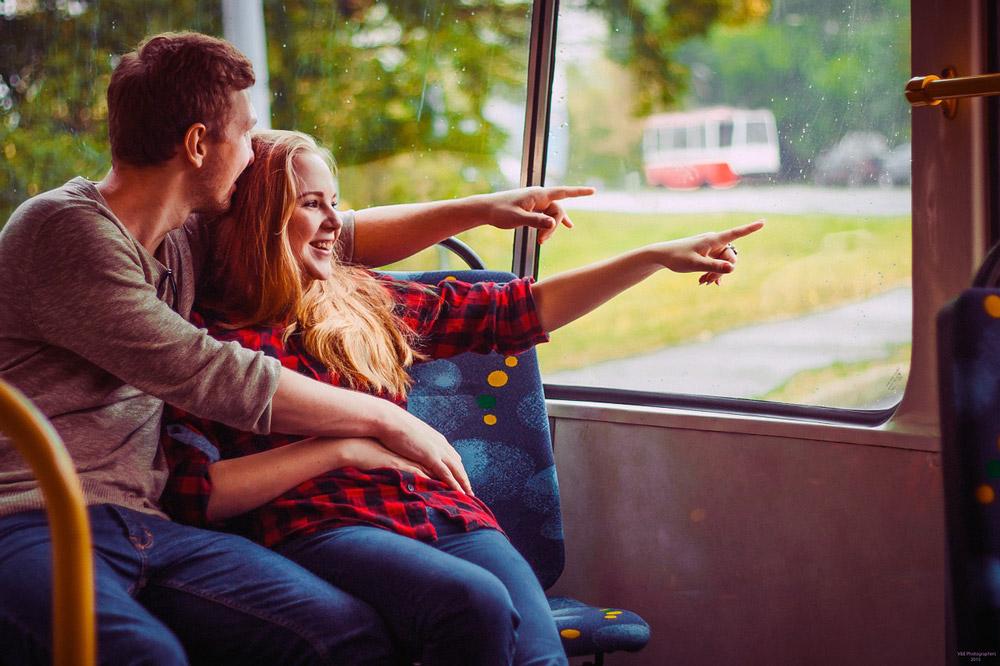 Viaje cómodo y seguro en autobuses