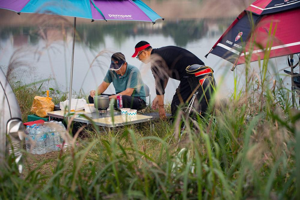 Consejos sobre qué comer y cocinar de camping