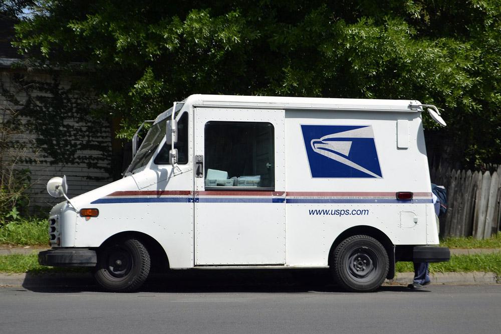 Todos los servicios de Express mail service
