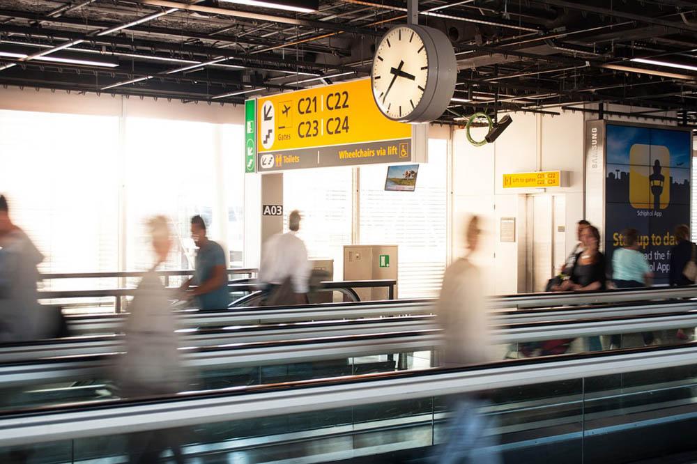 7 consejos para transitar aeropuertos