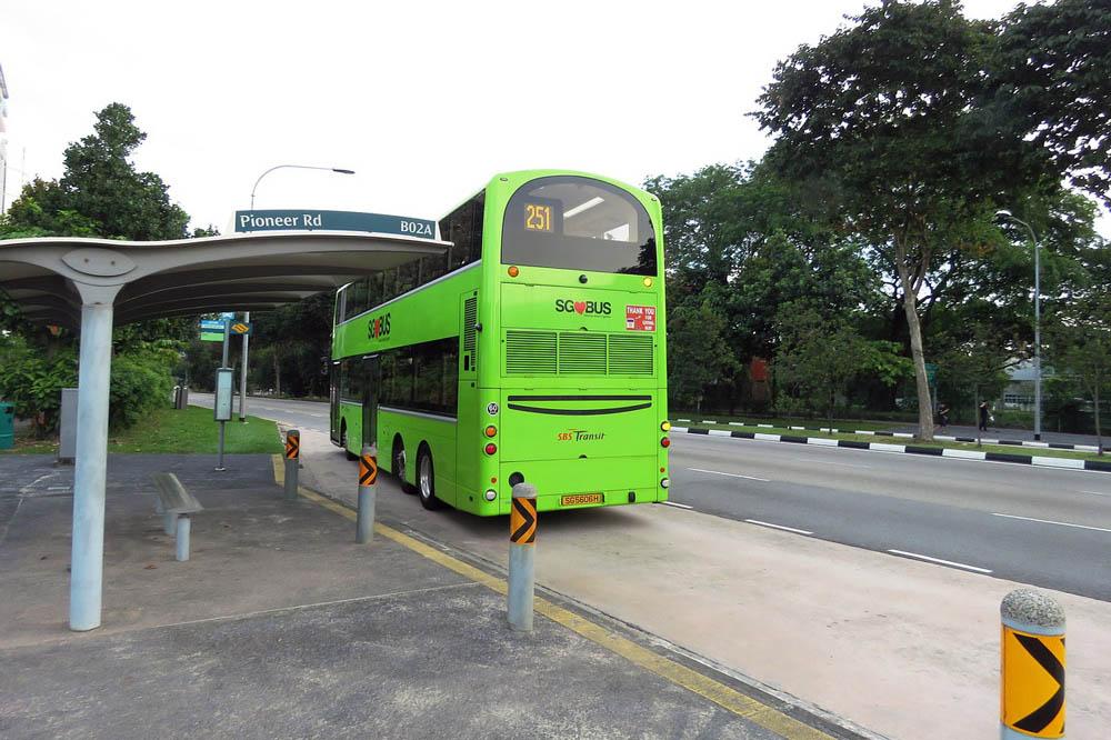 Transporte público -Autobuses