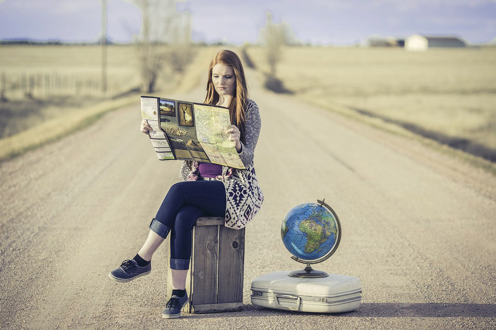 ¿Viajar por su cuenta o por agencias de viajes?
