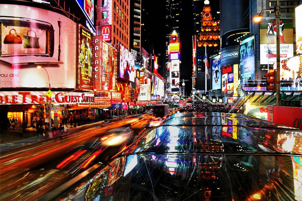 ¿Qué hacer en New York?: Broadway y el distrito de los teatros