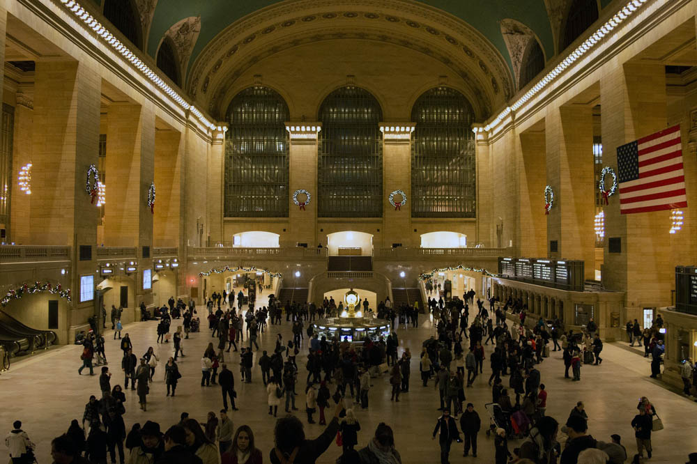 ¿Qué hacer en New York?: Grand Central Terminal