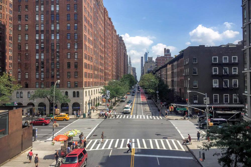 ¿Qué hacer en New York?: Parque High Line