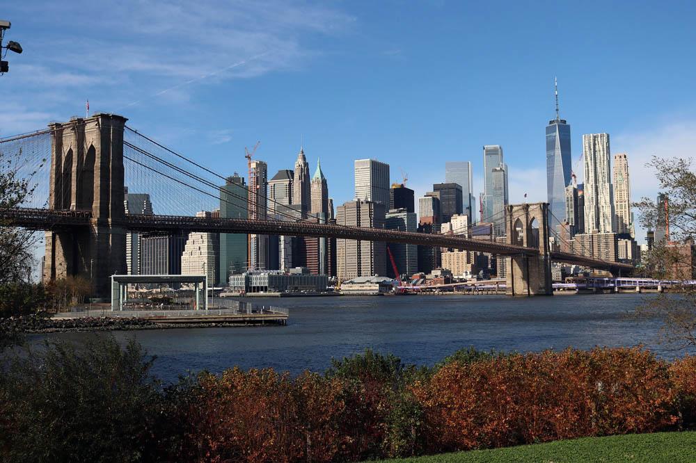 ¿Qué hacer en New York?: Puente de Brooklyn